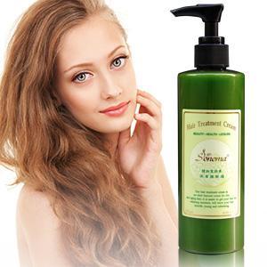 葉綠素沁涼滋養護髮霜